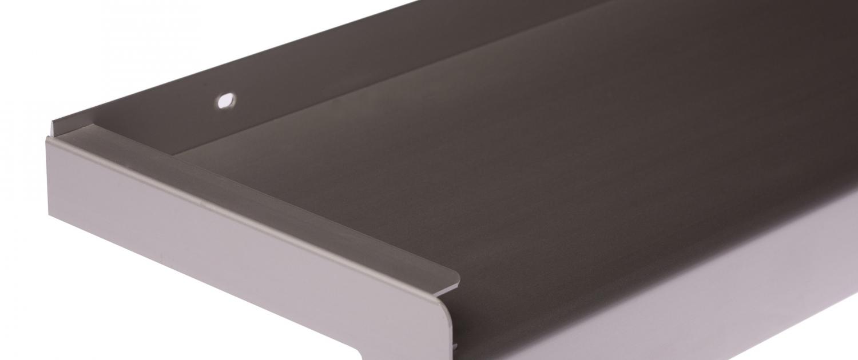 Ofschenka Fensterbank grau