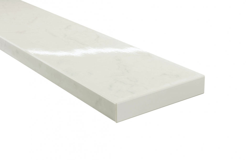Ofschenka Fensterbank bianco hochglanz